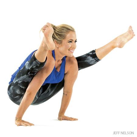 yoga arm balancing poses